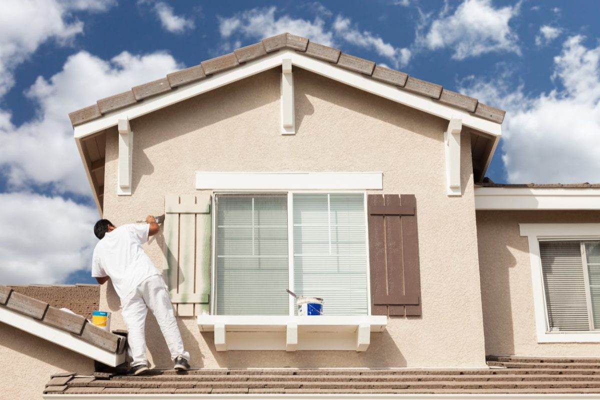 Reasons to Hire a Tucson House Painter