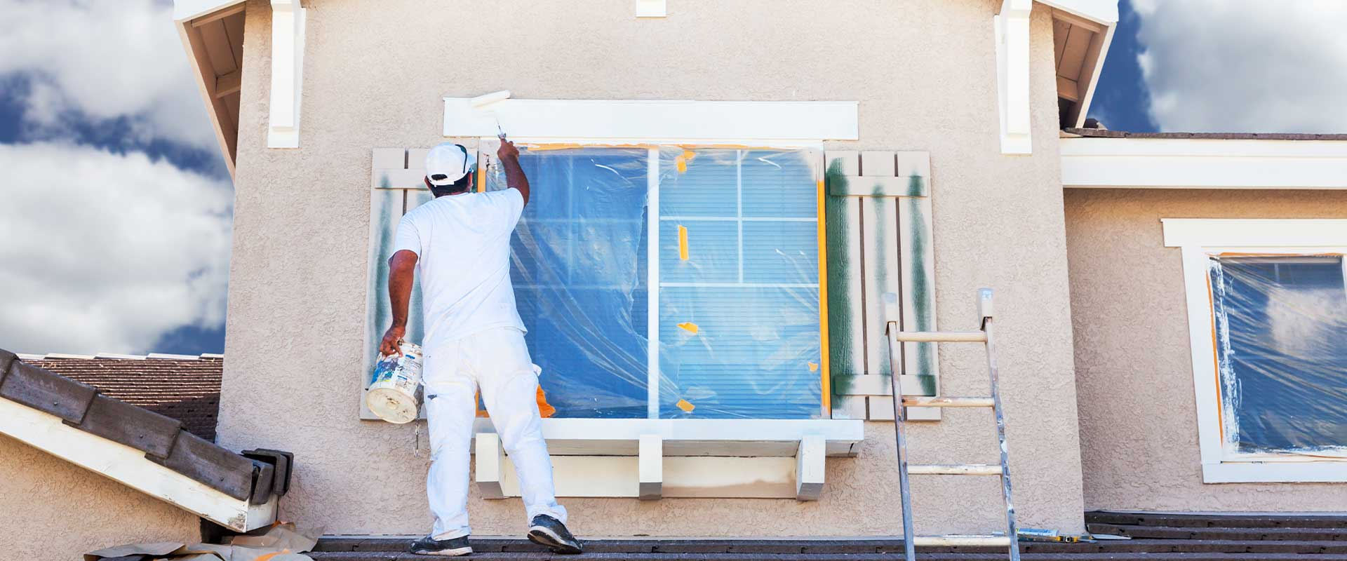 Tucson house painting service